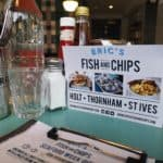 Restaurant Review: Eric's Fish And Chips