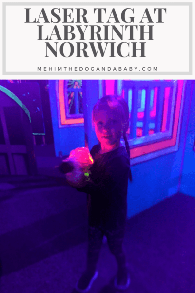 Laser Tag At Labyrinth Norwich