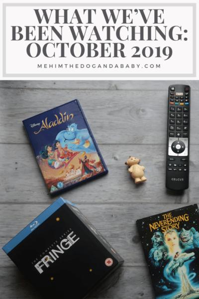 What We've Been Watching: October 2019