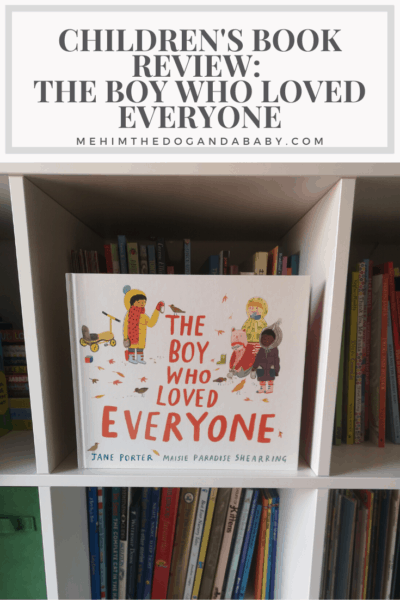 Children's Book Review: The Boy Who Loved Everyone