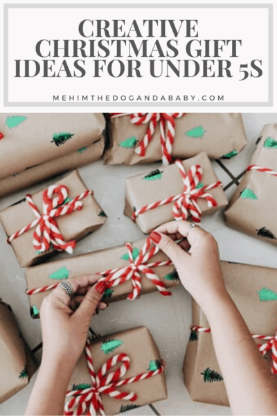Creative Christmas Gift Ideas For Under 5s