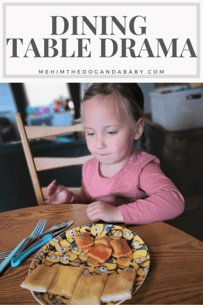 Dining Table Drama