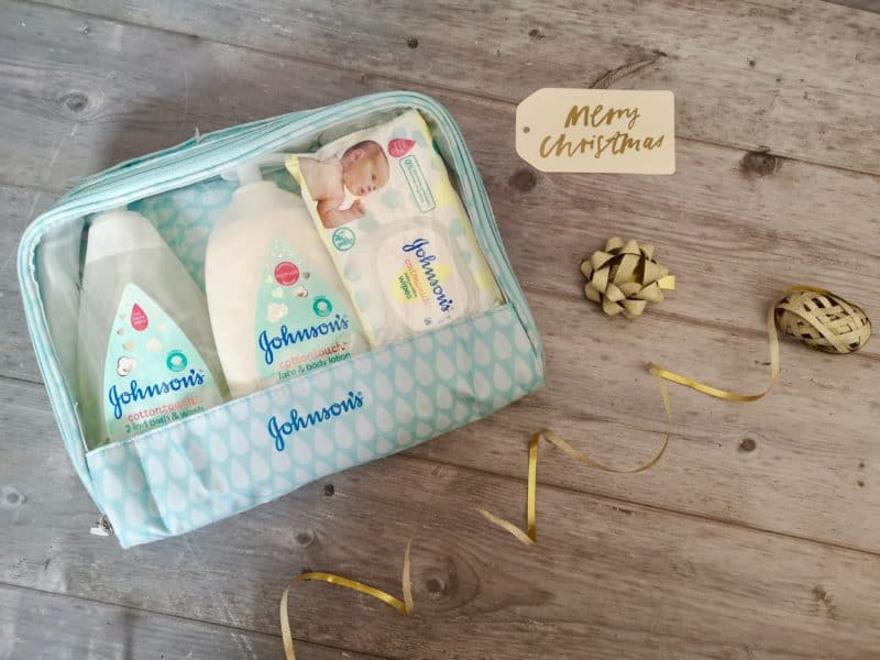 Johnson's Cottontouch gift set