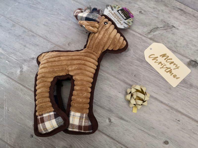 Webbox dog toys