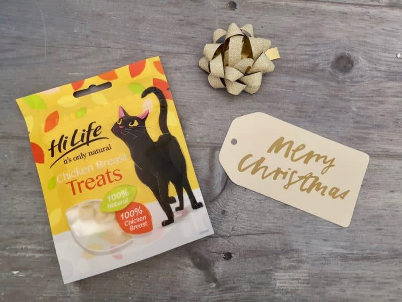 HiLife cat treats