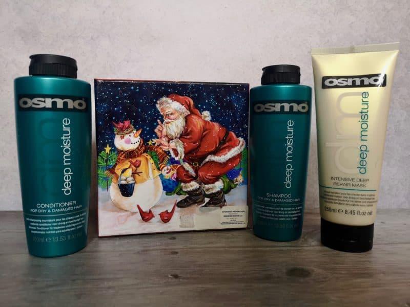 OSMO Deep Moisture gift set