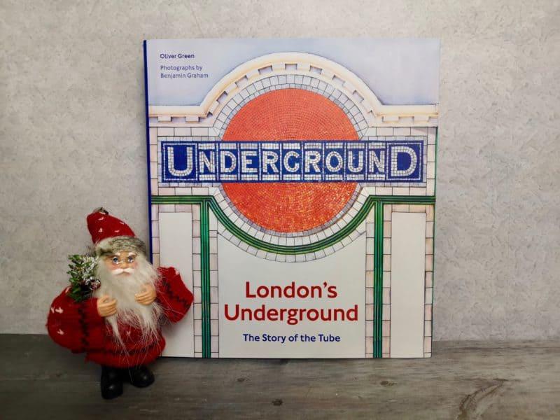 London's Underground book