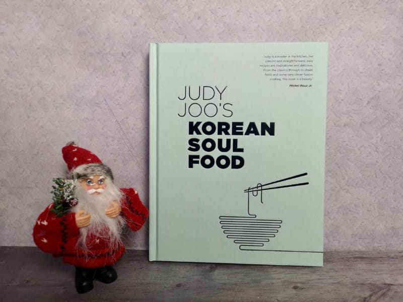 Korean Soul Food book