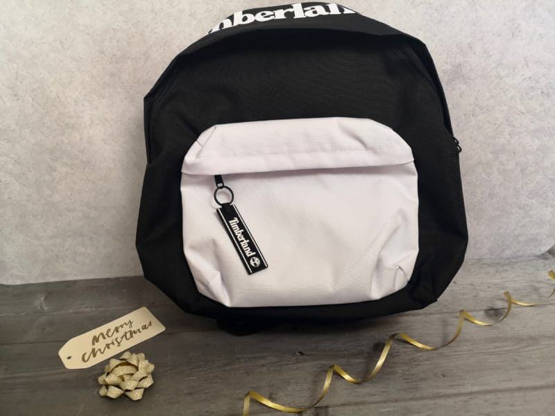 Timberland Classic Backpack Black from Mainline Menswear