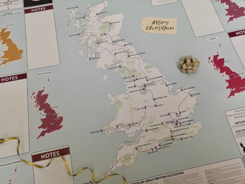 ST&G's Marvellous Map of Great British
