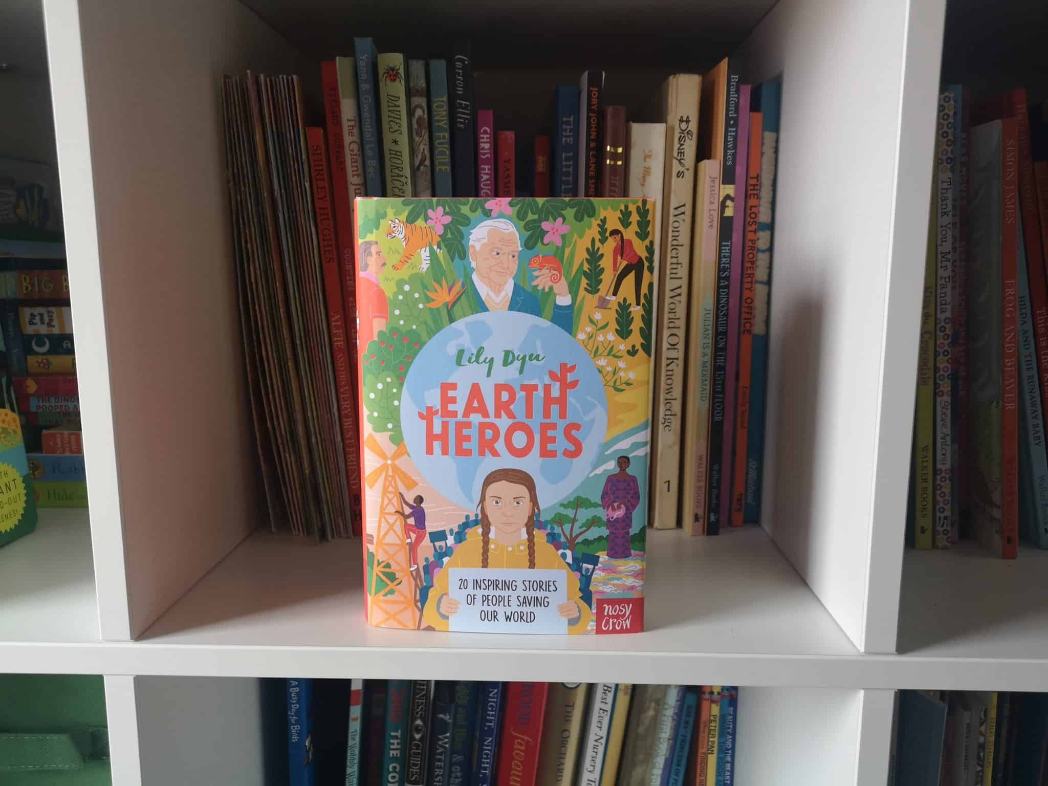 Children's Book Review: Earth Heroes