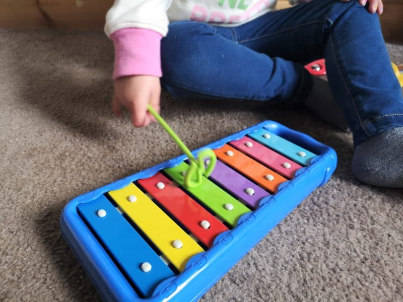 Halilit Toddler Music Orchestra Musical Instrument Set