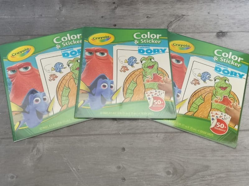 Colouring products from PoundToy