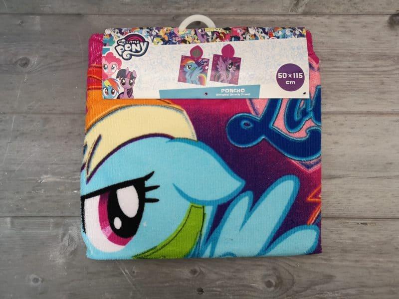 My Little Pony poncho from PoundToy
