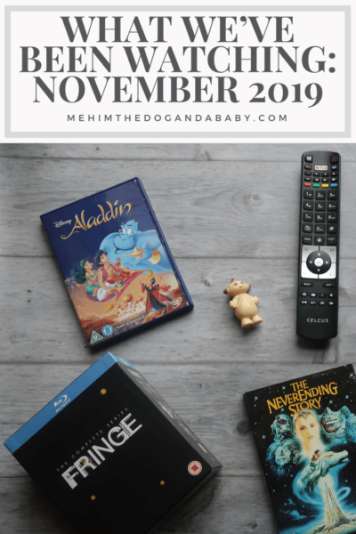What We've Been Watching: November 2019