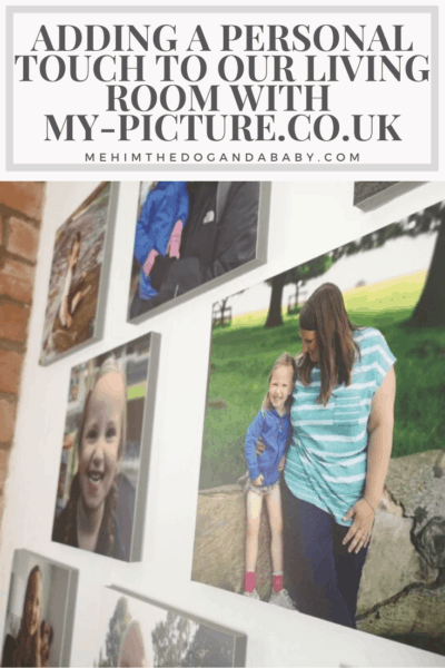 Adding A Personal Touch To Our Living Room With My-Picture.co.uk