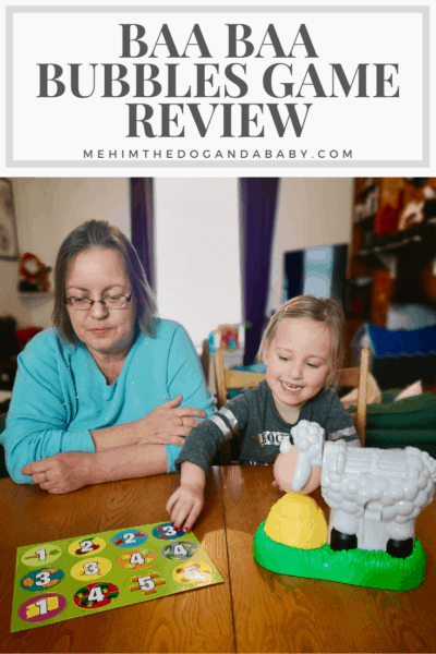 Baa Baa Bubbles Game Review