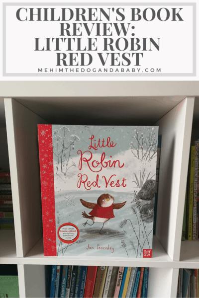 Children's Book Review: Little Robin Red Vest