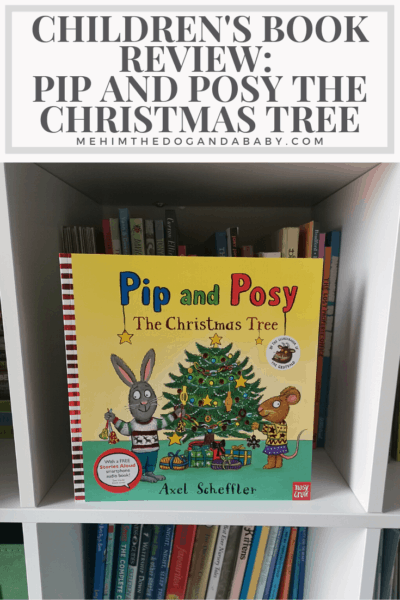 Pip And Posy The Christmas Tree