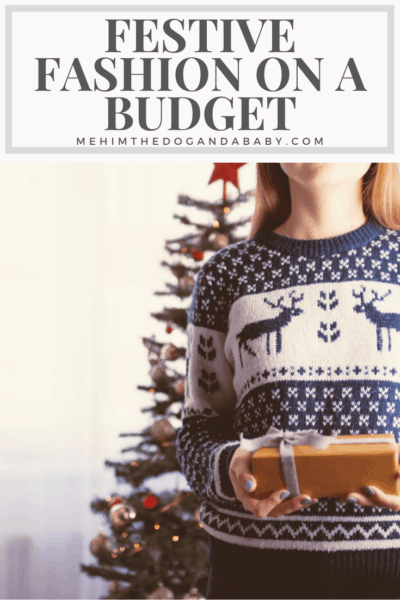 festive fashion on a budget
