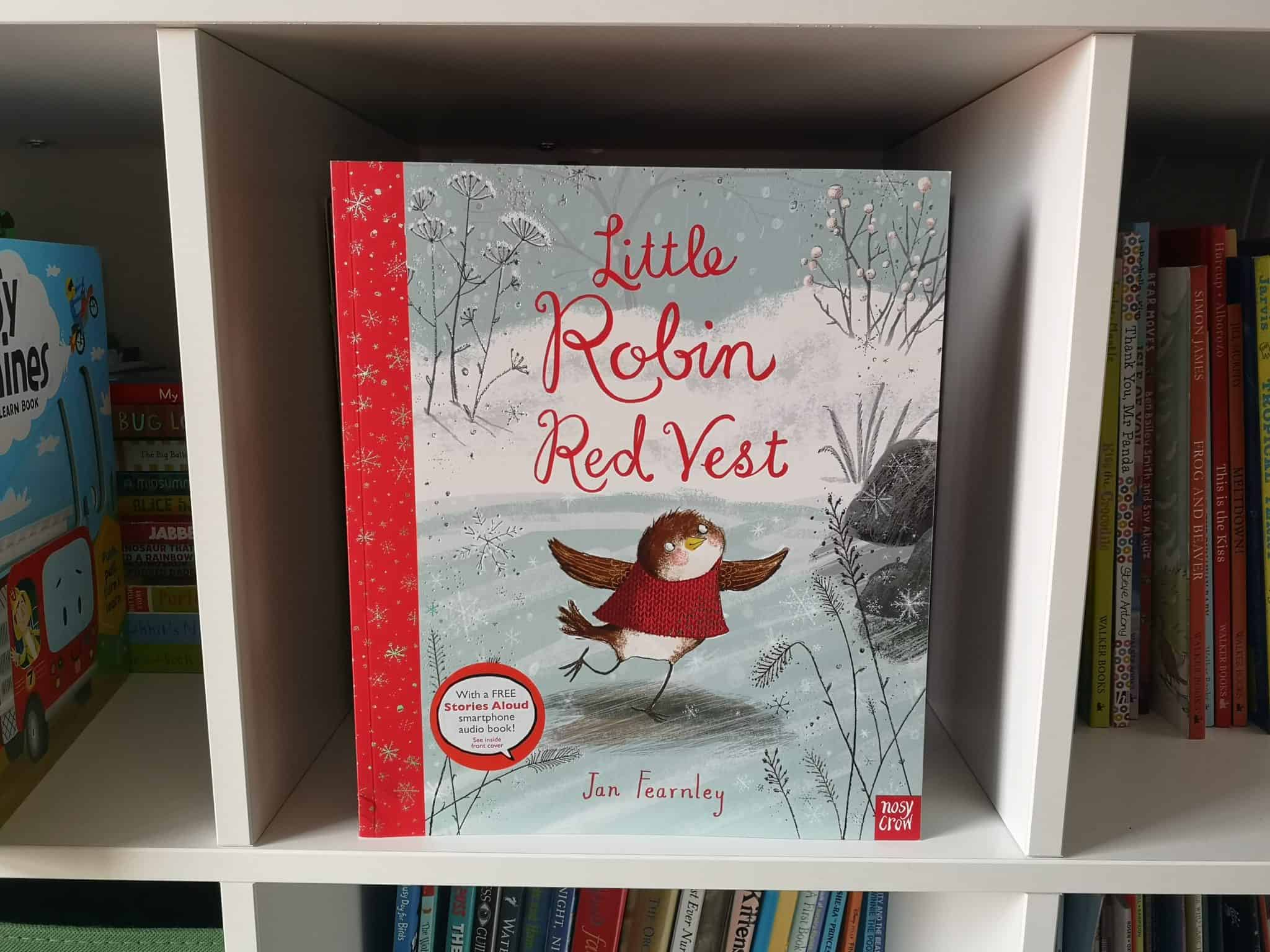 Children's Book Review: Little Robin Red Vest