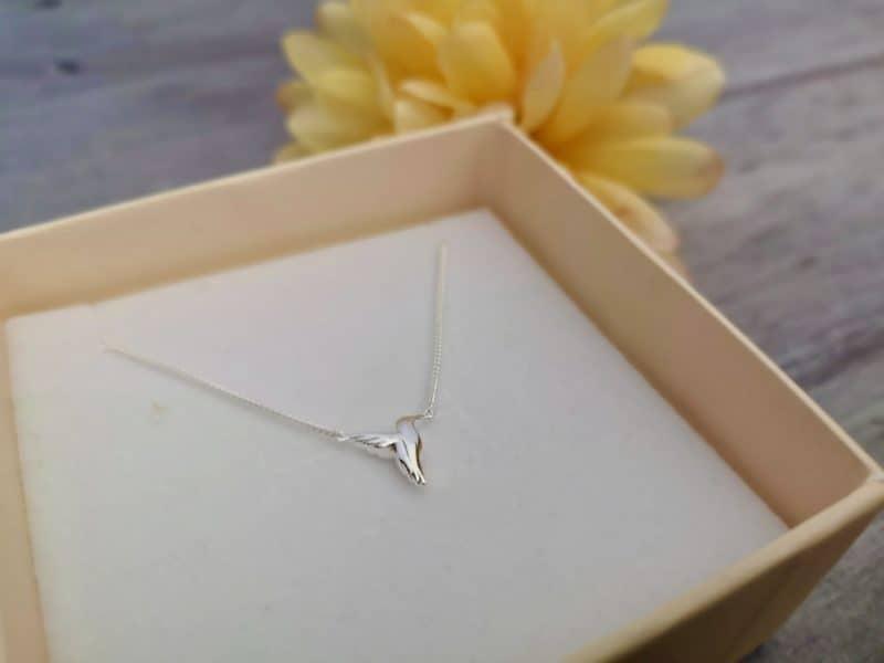 Jana Reinhardt Tiny Hummingbird Necklace