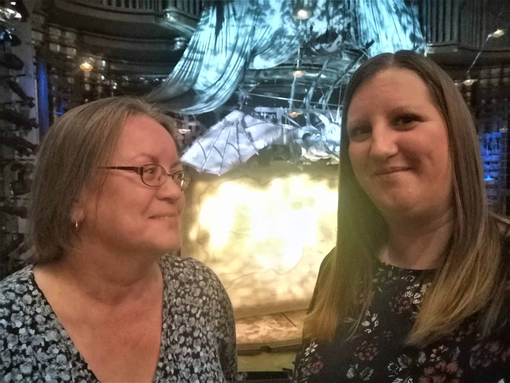 Me and Mum and Apollo Theatre
