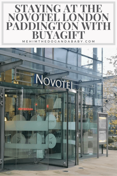 Staying At The Novotel London Paddington With buyagift
