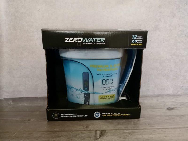 Zero Water 12 cup jug