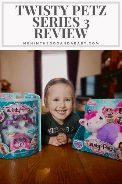 Twisty Petz Series 3 Review