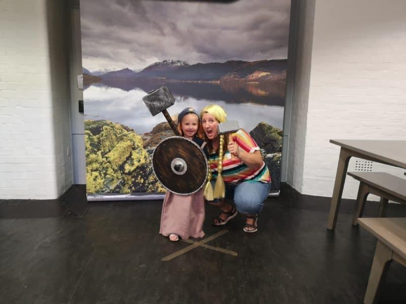Vikings at Norwich Castle