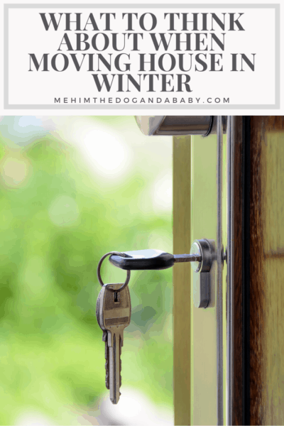 What To Think About When Moving House In Winter