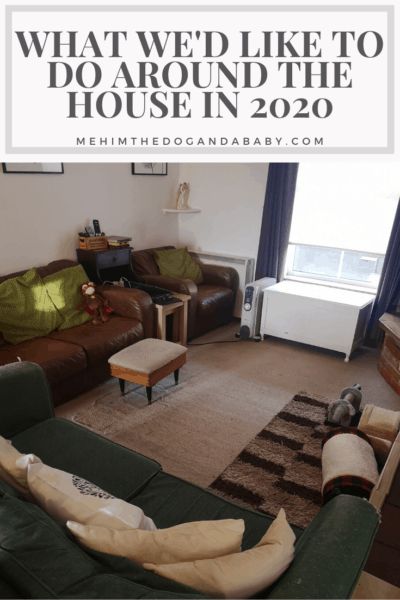 What We'd Like To Do Around The House In 2020