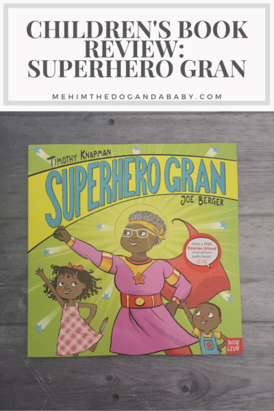Children's Book Review: Superhero Gran