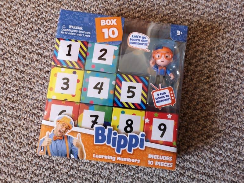 Blippi Surprise Boxes