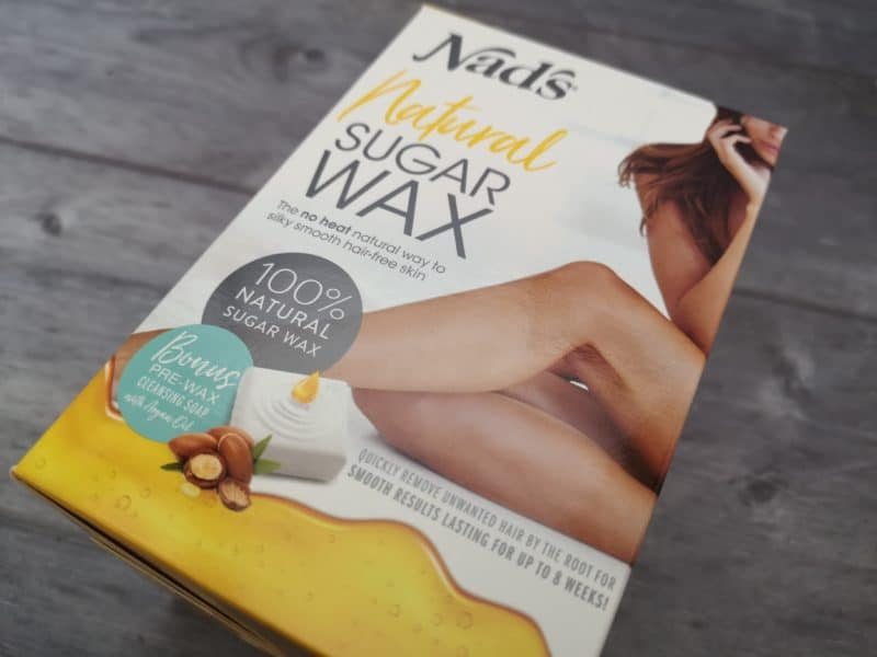 Nad's Natural Sugar Wax