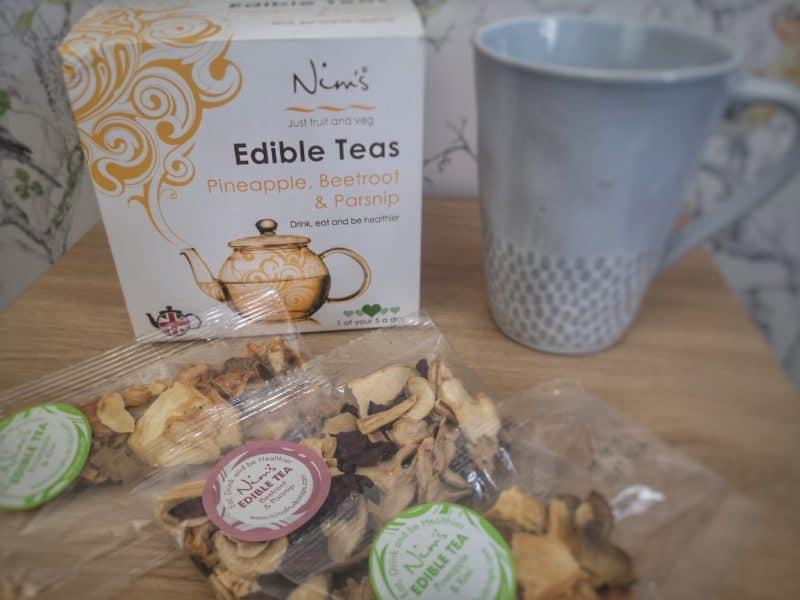 Nim's Edible Teas