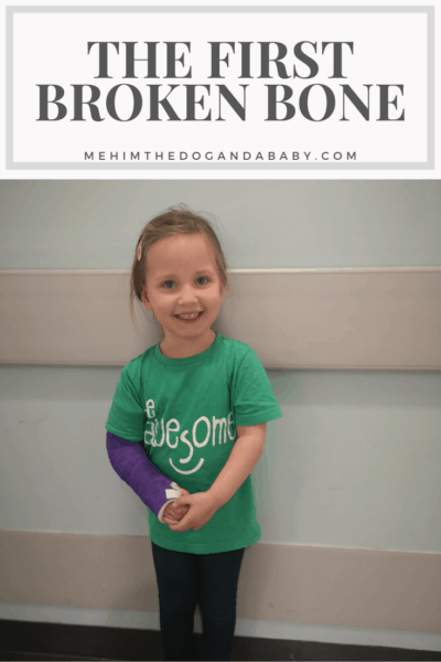 The First Broken Bone