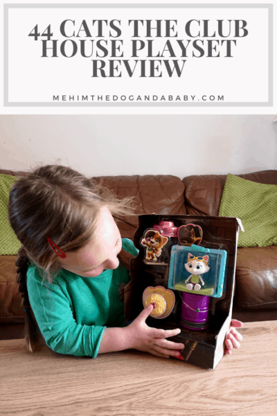 44 Cats The Club House Playset Review