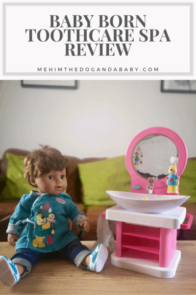 BABY born Toothcare Spa Review