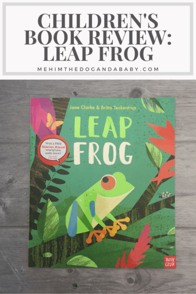 Children's Book Review: Leap Frog