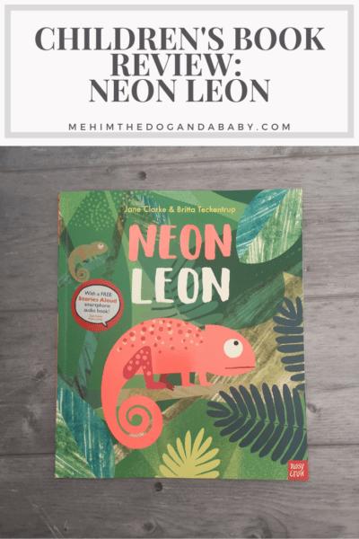 Children's Book Review: Neon Leon