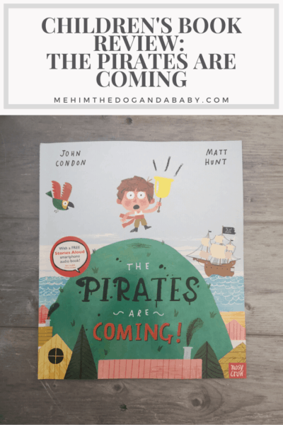 Children's Book Review: The Pirates Are Coming