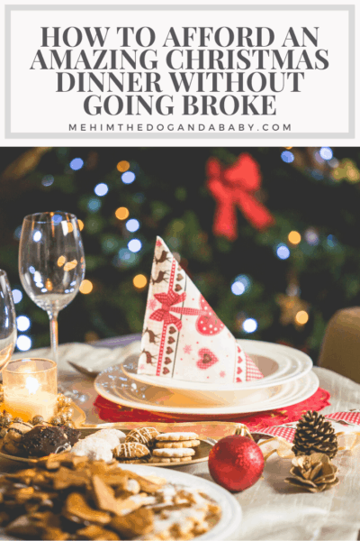 How To Afford An Amazing Christmas Dinner Without Going Broke
