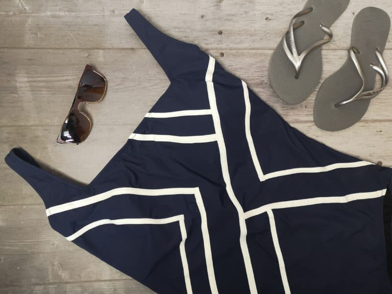 Gottex Mirage Square Neck Swimsuit