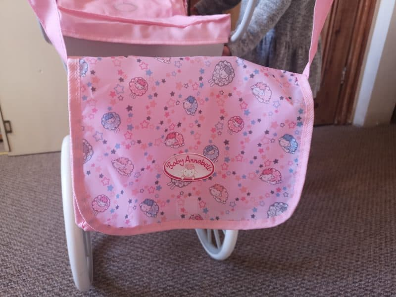 Baby Annabel Carriage Pram