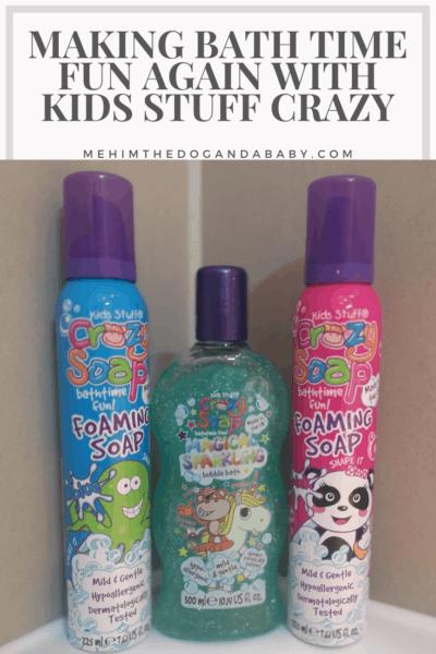 Making Bath Time Fun Again With Kids Stuff Crazy