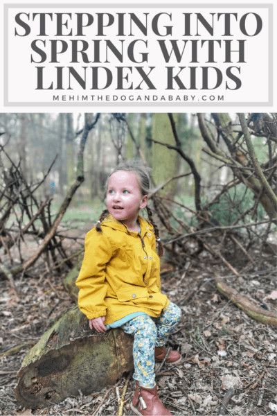 Stepping Into Spring With Lindex Kids