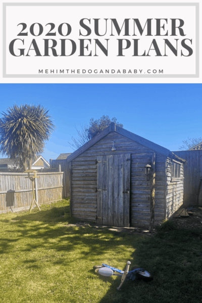2020 Summer Garden Plans