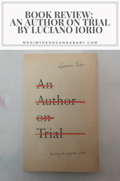 Book Review: An Author on Trial by Luciano Iorio
